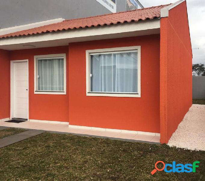 Recanto portugal - casa em condomínio a venda no bairro veneza - fazenda rio grande, pr - ref.: re17341