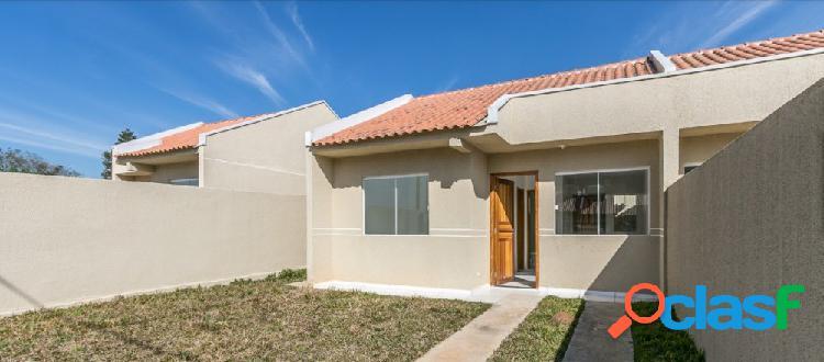 Residencial madrid - casa em condomínio a venda no bairro veneza - fazenda rio grande, pr - ref.: re13686