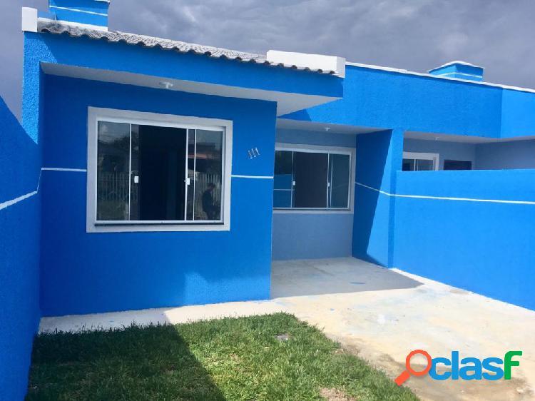 Casa 3 quartos no bairro eucaliptos - casa a venda no bairro eucaliptos - fazenda rio grande, pr - ref.: godoi-taruma