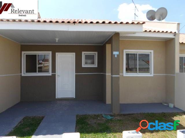 Casa com edicula - casa a venda no bairro gralha azul - fazenda rio grande, pr - ref.: re35603