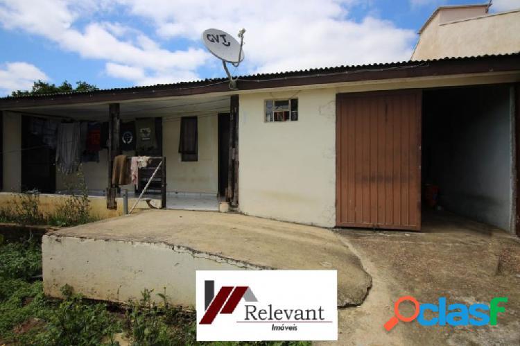 Casa terreno 12x30 - casa a venda no bairro iguaçu - fazenda rio grande, pr - ref.: re76744