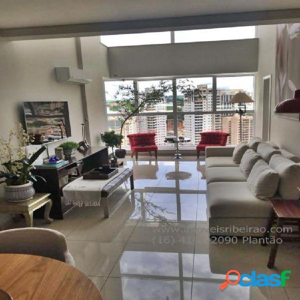Apartamento duplex a venda no bairro condomínio itamaraty - ribeirão preto, sp - ref.: apa-1076