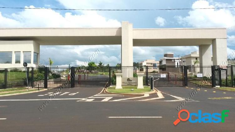 Condomínio villa romana 1 à venda - terreno em condomínio a venda no bairro jardim cybelli - ribeirão preto, sp - ref.: ter-1004