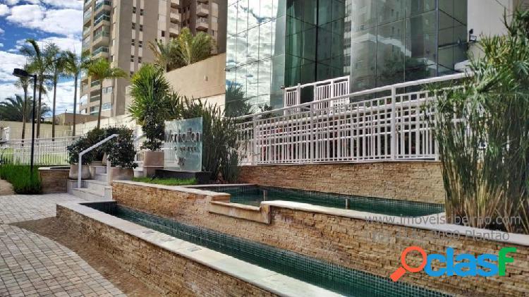 Edifício manhattan residencial - apartamento alto padrão a venda no bairro bosque das juritis - ribeirão preto, sp - ref.: apa-1078