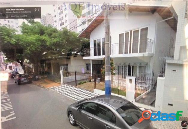 Casa duplex a venda no bairro centro - balneário camboriú, sc - ref.: bc0033