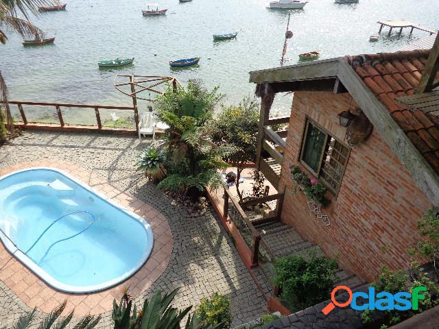 Casa triplex a venda no bairro araçá - porto belo, sc - ref.: bc0006