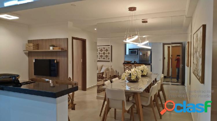 Apartamento em Lançamentos no bairro Jardim Paulista - Ribeirão Preto, SP - Ref.: APA-1051