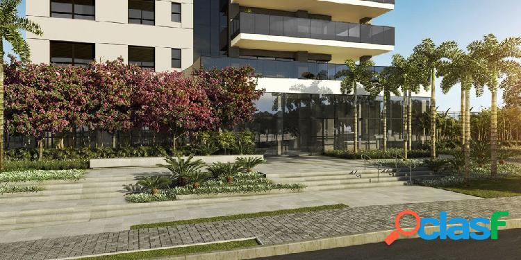 Cobertura Duplex Edifício Cidade Montreal - Cobertura Duplex em Lançamentos no bairro Ilhas do Sul - Ribeirão Preto, SP - Ref.: APA-1011