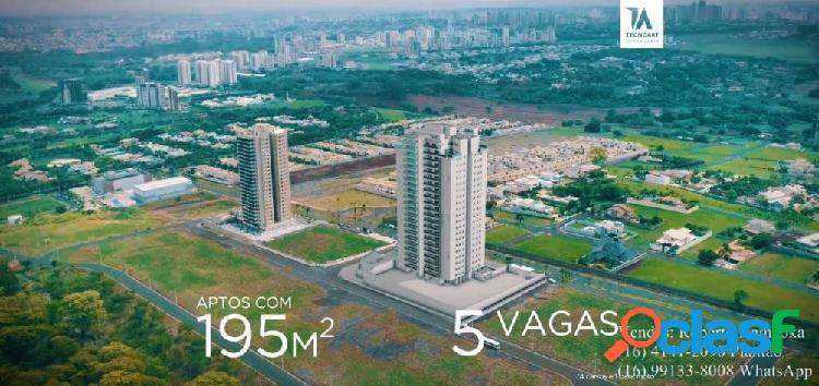 Edifício mirante do ipê - apartamento alto padrão em lançamentos no bairro alto do ipê - ribeirão preto, sp - ref.: apa-1008