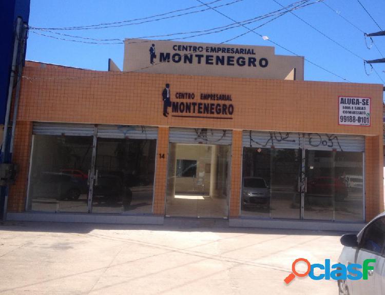 Centro empresarial montenegro - ponto comercial para aluguel no bairro parque verde - belém, pa - ref.: imv94936