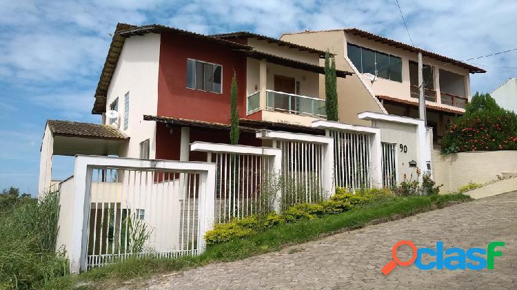 Linda casa em iconha - casa triplex a venda no bairro morada vale do sol - iconha, es - ref.: 192