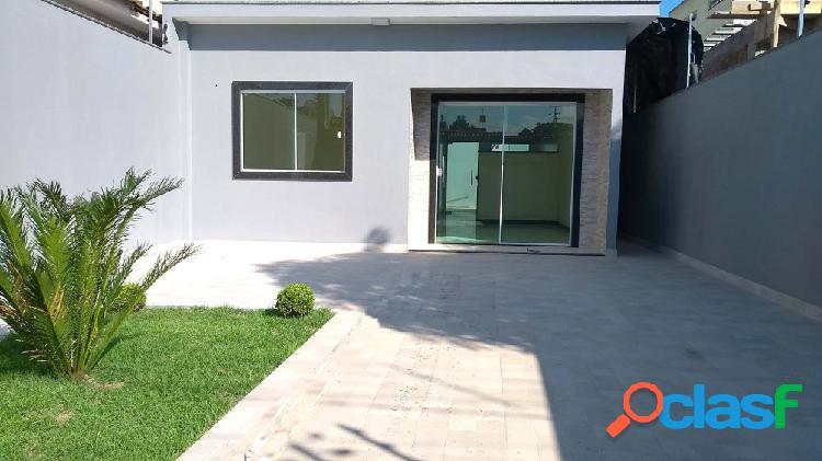Casa 2 quartos 1 suíte - casa geminada em lançamentos no bairro rosamar - piúma, es - ref.: 191
