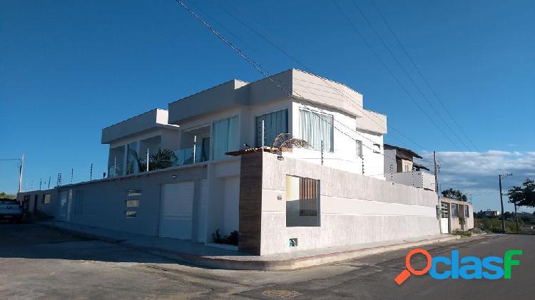 Casa duplex em ubú - casa duplex em lançamentos no bairro ubú - anchieta, es - ref.: 200