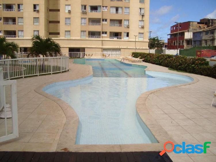 Apartamento - condomínio vita praia residencial - apartamento a venda no bairro boca do rio - salvador, ba - ref.: 3019