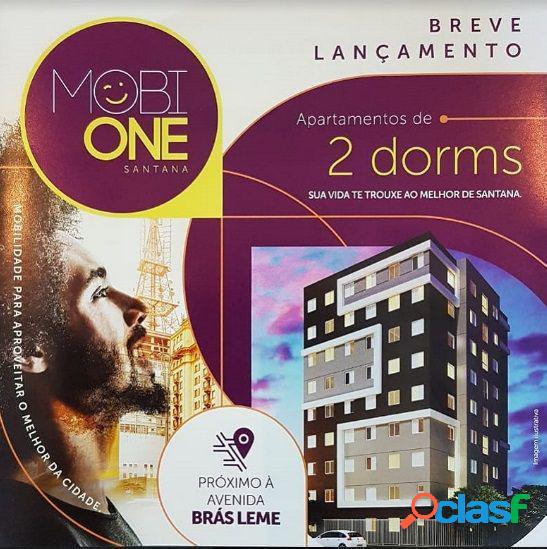 Mobi one santana - apartamento a venda no bairro santana - são paulo, sp - ref.: ap061