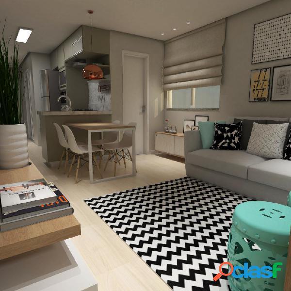 Residencial escócia - apartamento a venda no bairro príncipe de gales - santo andré, sp - ref.: ap020