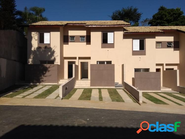Residencial vilagio veneza - sobrado a venda no bairro parque rincão - cotia, sp - ref.: rf872017