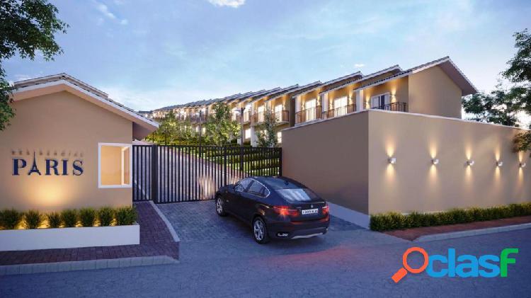 Residencial paris - sobrado a venda no bairro paisagem casa grande - cotia, sp - ref.: rf212019