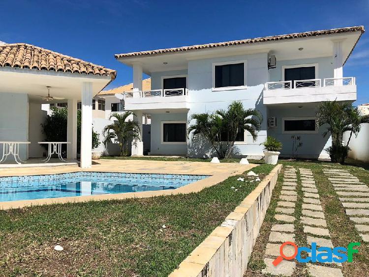 Casa locação Jardim do Atlântico - Casa em Condomínio para Aluguel no bairro Miragem - Lauro de Freitas, BA - Ref.: COD10840
