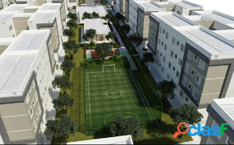 Parque aspen - apartamento a venda no bairro morada do sol - americana, sp - ref.: apaspen