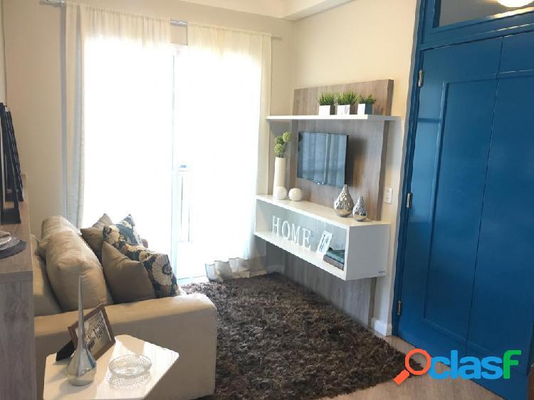 Villa bergamo - apartamento a venda no bairro jardim firenze - santa bárbara d'oeste, sp - ref.: ap46491