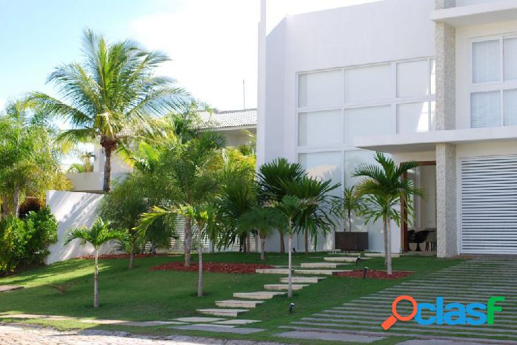 Busca Ville - Casa em Condomínio a Venda no bairro Busca VIda - Abrantes (camaçari), BA - Ref.: COD05746