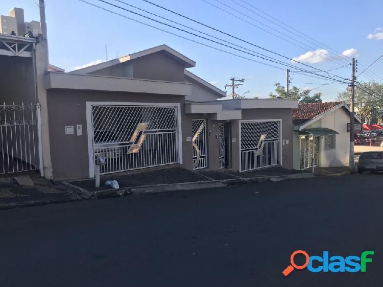 Casa no centro da cidade - casa a venda no bairro centro - santa bárbara d'oeste, sp - ref.: ca30427