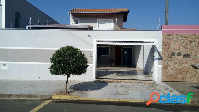 Casa no rochelle 2 - casa a venda no bairro residencial parque rochelle ii - santa bárbara d'oeste, sp - ref.: ca64875