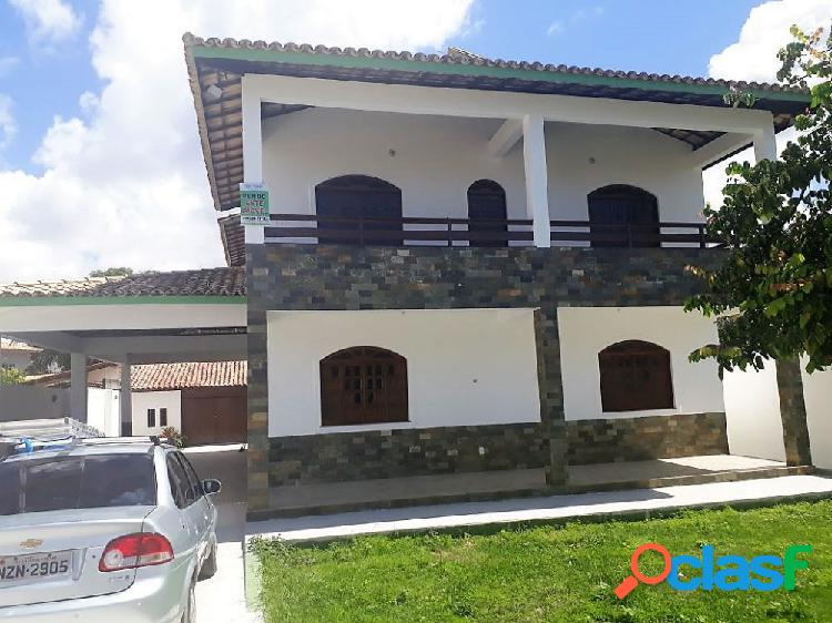 Casa solta no miragem - casa duplex a venda no bairro miragem - lauro de freitas, ba - ref.: cod91751