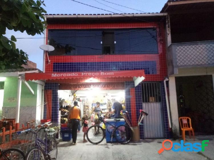 Ponto comercial a venda na queira deus - ponto comercial a venda no bairro portão - lauro de freitas, ba - ref.: cod44787