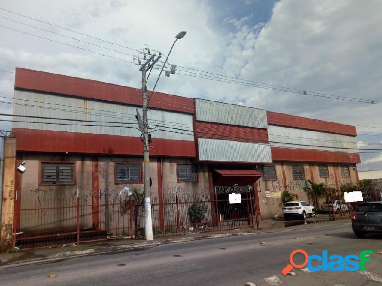 Galpão locação avenida capão bonito - galpão para aluguel no bairro jardim maria de lourdes - guarulhos, sp - ref.: 5-0020