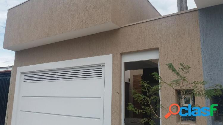Linda casa no nova iorque novinha! - casa a venda no bairro nova iorque - araçatuba, sp - ref.: cv-26