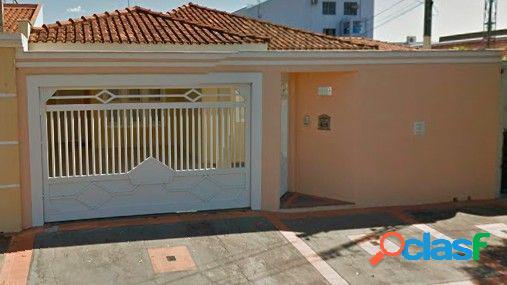 Ótima casa no santana!! localização privilegiada!! - casa a venda no bairro santana - araçatuba, sp - ref.: cv-72