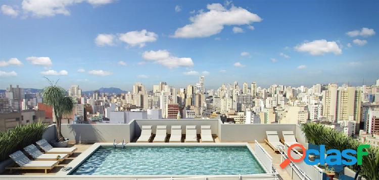 Apartamento 1 dormitório - Centro de São Paulo - Apartamento a Venda no bairro República - São Paulo, SP - Ref.: AP100032
