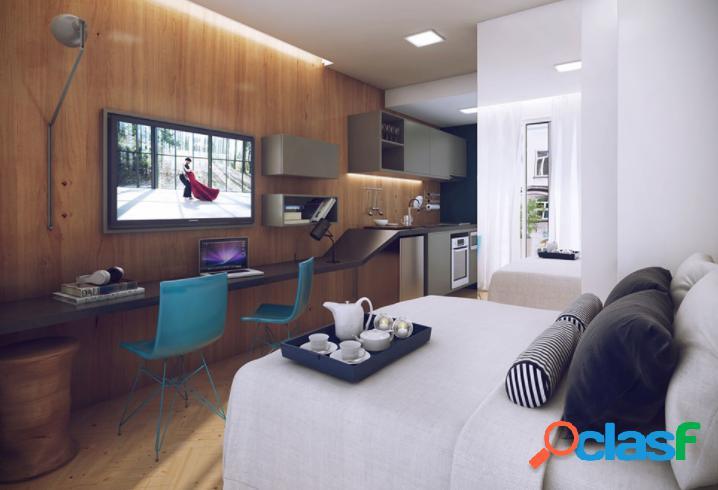 Apartamento 1 dormitório - centro de são paulo - studio a venda no bairro centro - são paulo, sp - ref.: st0009