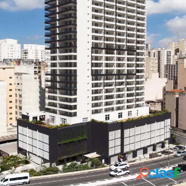 Avenida são joão - apartamento a venda no bairro santa cecilia - são paulo, sp - ref.: ap100068