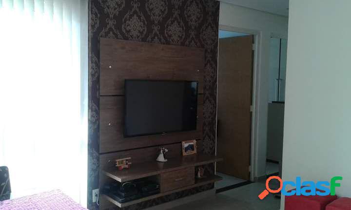 Apartamento no condominio nova praia - apartamento a venda no bairro balneário salto grande - americana, sp - ref.: ap63628