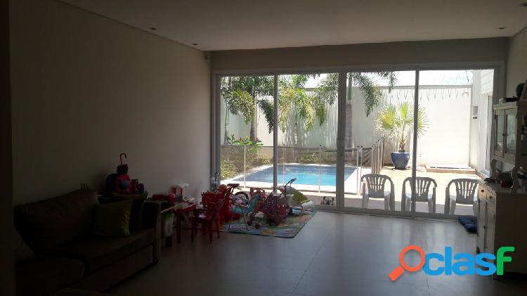 Casa alto padrão a venda no bairro residencial dona margarida - santa bárbara d'oeste, sp - ref.: ca75830
