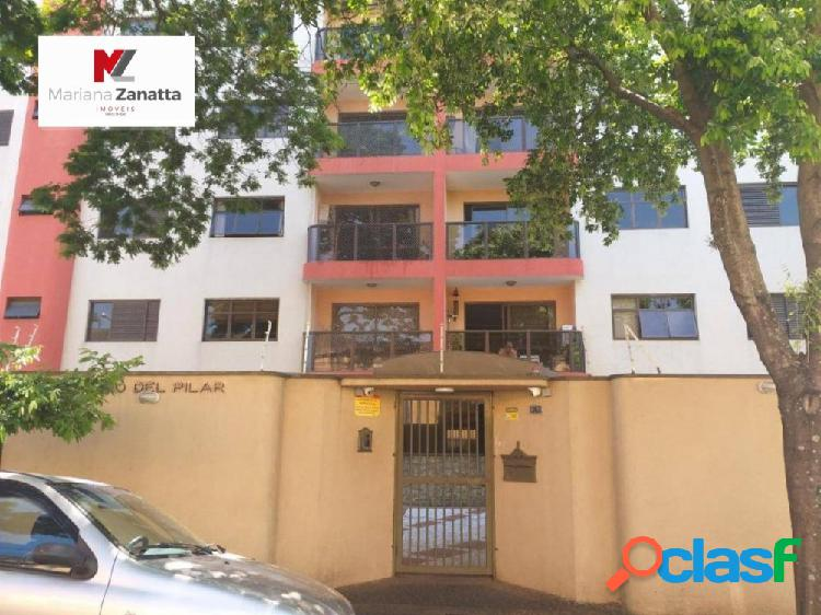 Del pilar - apartamento a venda no bairro vila santa catarina - americana, sp - ref.: ap80656
