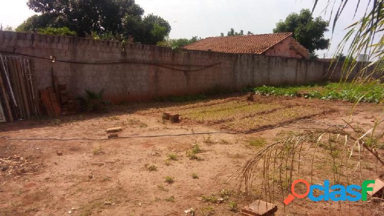 Ótimo terreno 10x34, todo murado perto da unip!! - terreno a venda no bairro panorama - araçatuba, sp - ref.: tv-17