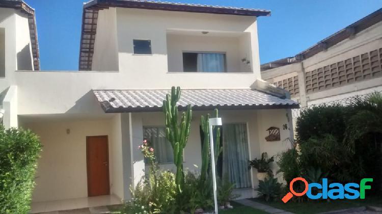 Pamplona - casa em condomínio a venda no bairro buraquinho - lauro de freitas, ba - ref.: cris--420m