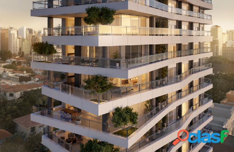 Apartamento de luxo - 4 suítes - ibirapuera - apartamento alto padrão a venda no bairro paraiso - são paulo, sp - ref.: mn15