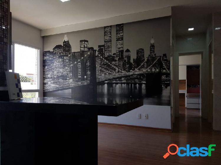 Side condomínio clube - apartamento a venda no bairro vila santa catarina - americana, sp - ref.: ap34954