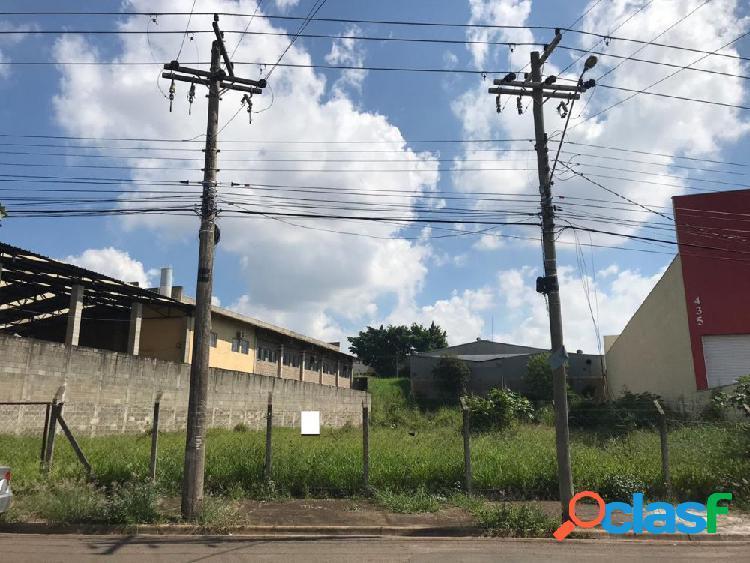 Área a venda no bairro distrito industrial i - santa bárbara d'oeste, sp - ref.: te85464
