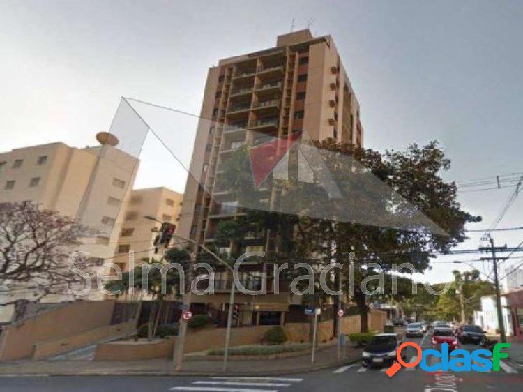 Apartamento a venda no bairro cambuí - campinas, sp - ref.: ap00091