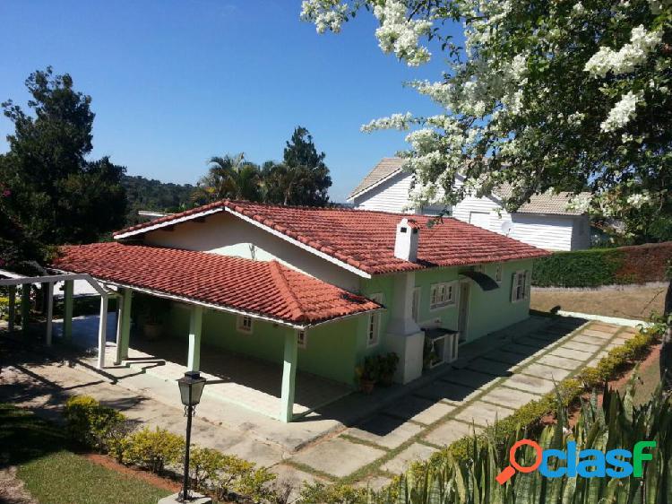 Chacara - condomínio capela do barreiro - casa em condomínio a venda no bairro capela do barreiro - itatiba, sp - ref.: sa12130