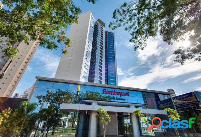Flamboyant park business - sala comercial a venda no bairro jardim goiás - goiânia, go - ref.: me56035