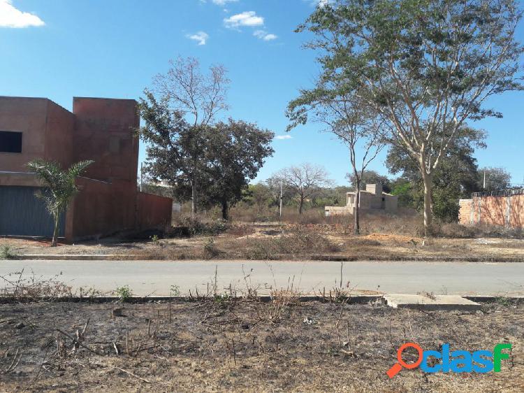Lote a venda no bairro morada do parque - montes claros, mg - ref.: te0012