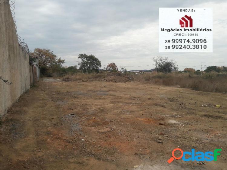 Terreno 3.000 metros a venda - terreno a venda no bairro condomínio pai joão - montes claros, mg - ref.: te011