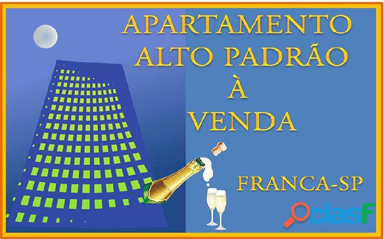 Apartamento alto padrão a venda-franca-sp - apartamento alto padrão a venda no bairro residencial amazonas - franca, sp - ref.: apt-005